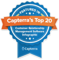 Capterra's Top 20 Marketing Automation