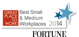 Best Small and Medium Workplace in US