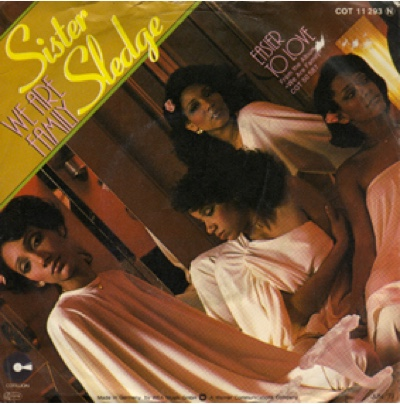 Sister Sledge album cover